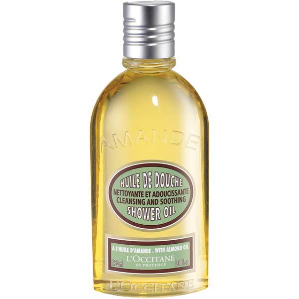 l'Occidane shower oil